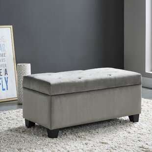 House of Hampton Durant Tufted Storage Ot..