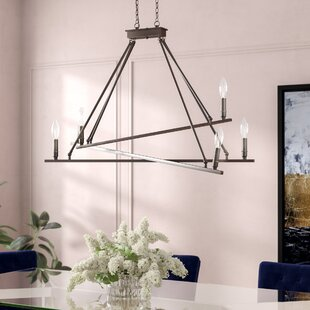 Willa Arlo Interiors Uman 6-Light Chandelier