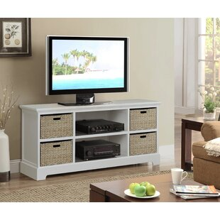 Purchase Fleming TV Stand for TVs up to 43 by Beachcrest Home Reviews (2019) & Buyer's Guide