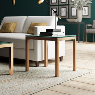 Crete End Table by Greyleigh