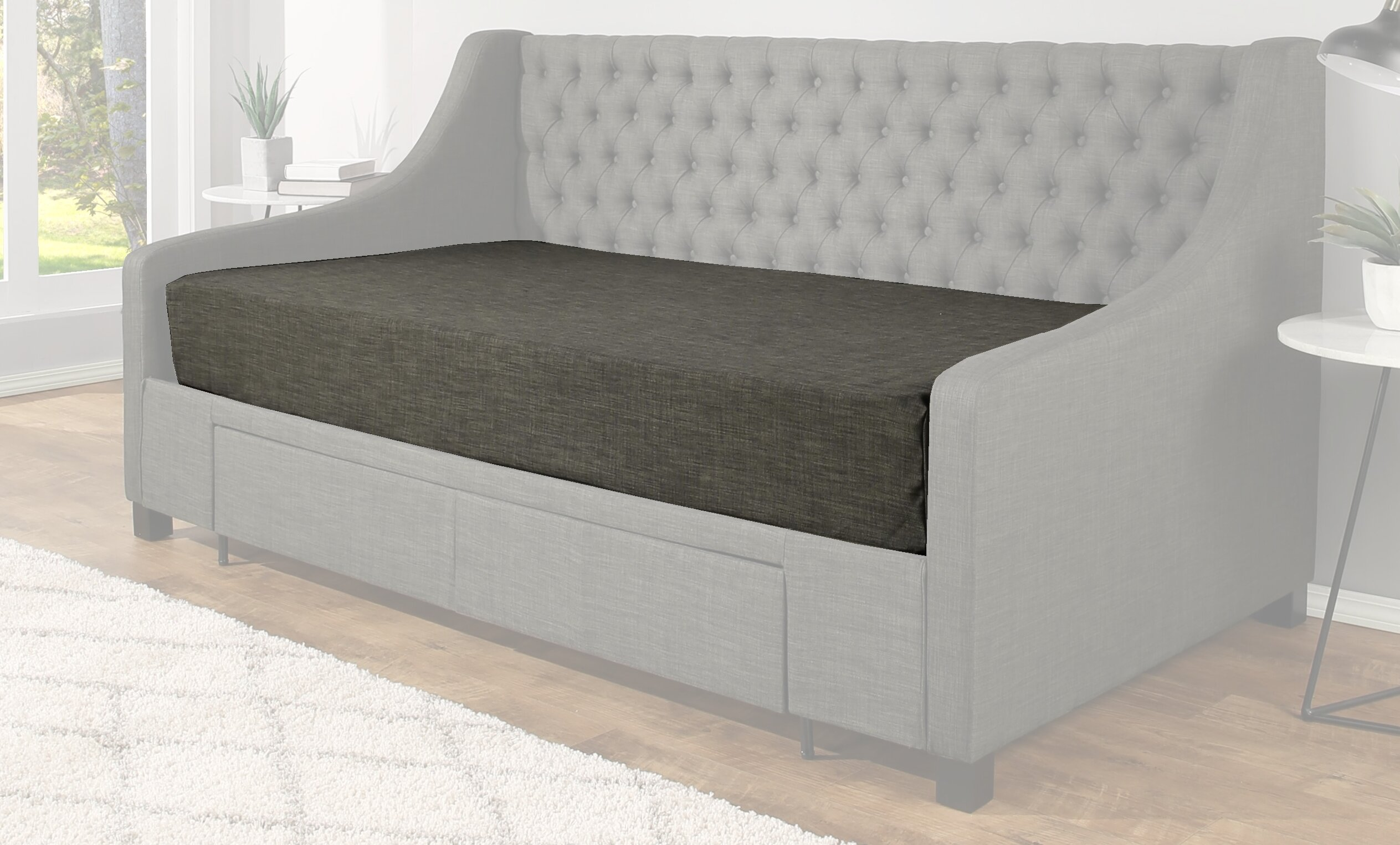 Arsuite Aron Daybed Fitted Mattress Protector & Reviews | Wayfair