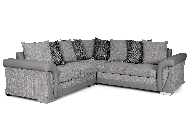 Brayden Studio Cette Corner Sofa Bed