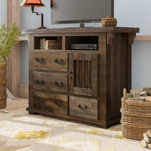 Buchanan 4 Drawer Media Chest