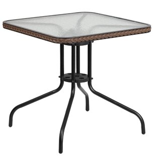 Medina Glass Dining Table ..