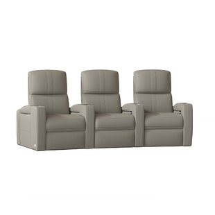Home Theater Row Seating Row of 3