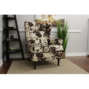 Wise Wingback Chair