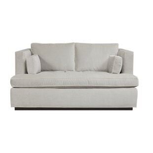 Central Park Loveseat by Duralee Furniture Modern