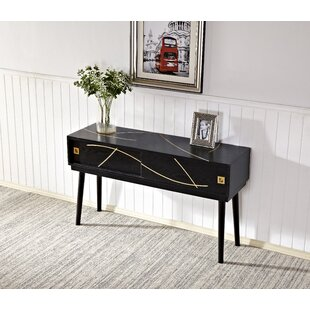 Trombley Console Table by Mercer41