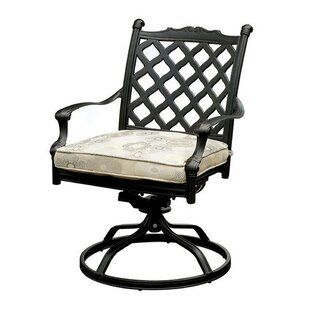Delois Rocking Chair with Cushion (Set of 2)