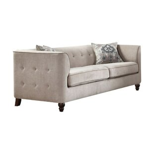 Order Battaglia Vintage Sofa by Darby Home Co Reviews (2019) & Buyer's Guide