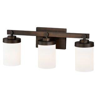 Gallman 3-Light Vanity Light