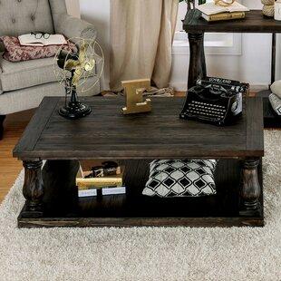 Hidalgo Coffee Table with Storage