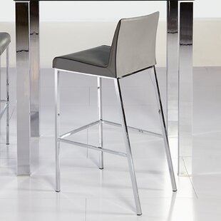 Bergenfield 30.5 Bar Stool (Set of 2) Orren Ellis