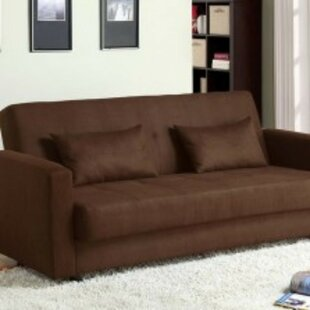 Gerst Microfiber Convertible Sofa