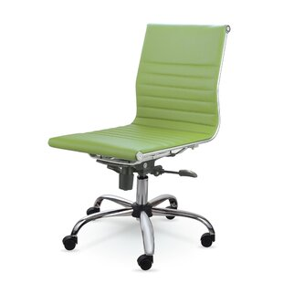 Olive Green Leather Chair   Wayfair