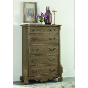 Homelegance Chrysanthe 5 Drawer Chest