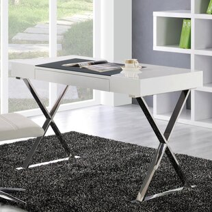 Best Reviews Modern Writing Desk By BestMasterFurniture