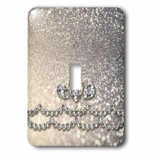 Glitter Plates | Wayfair