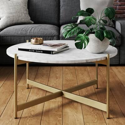 17 Stories Rigney Frame Coffee Table Wayfair