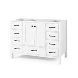 Woodrow Billy 48 Single Bathroom Vanity Base Only by Home Loft Concepts