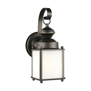 Best Reviews Burrows Outdoor Wall Lantern By Darby Home Co