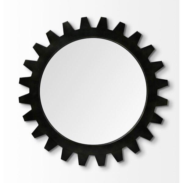 Cog Wheel Mirror Wayfair