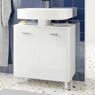Piolo 60 X 53cm Under Sink Storage Unit By Quickset