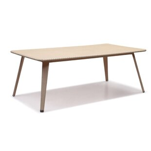 Breeze Glass Dining Table by 100 Essentials