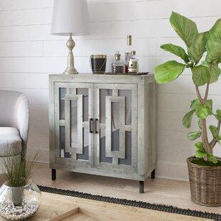 Whitmore Bar Cabinet With Wine Storage