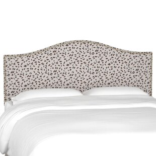 Merrell Upholstered Panel Headboard by Brayden Studio