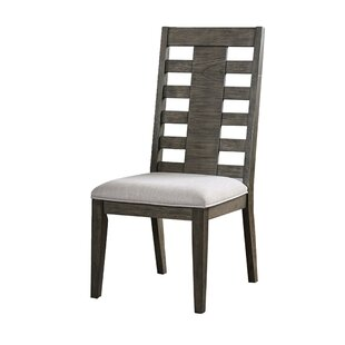 Holdsworth Transitional Side Chair (Set of 2) by World Menagerie