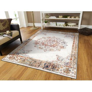 Schroeders Beige Indoor/Outdoor Area Rug