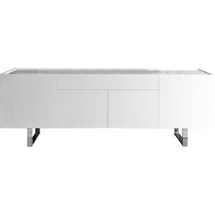 Calligaris Horizon - 4 Door + Central Drawer Sideboard