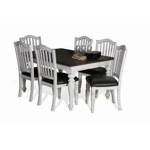 Arlene 7 Piece Dining Set August Grove