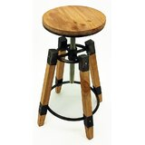 Adjustable Height Swivel Bar Stool by Vandue Corporation