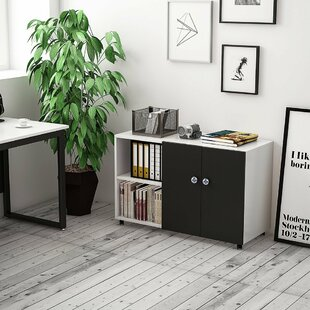 Bryn Simple Lateral Filing Cabinet by Ebern Designs