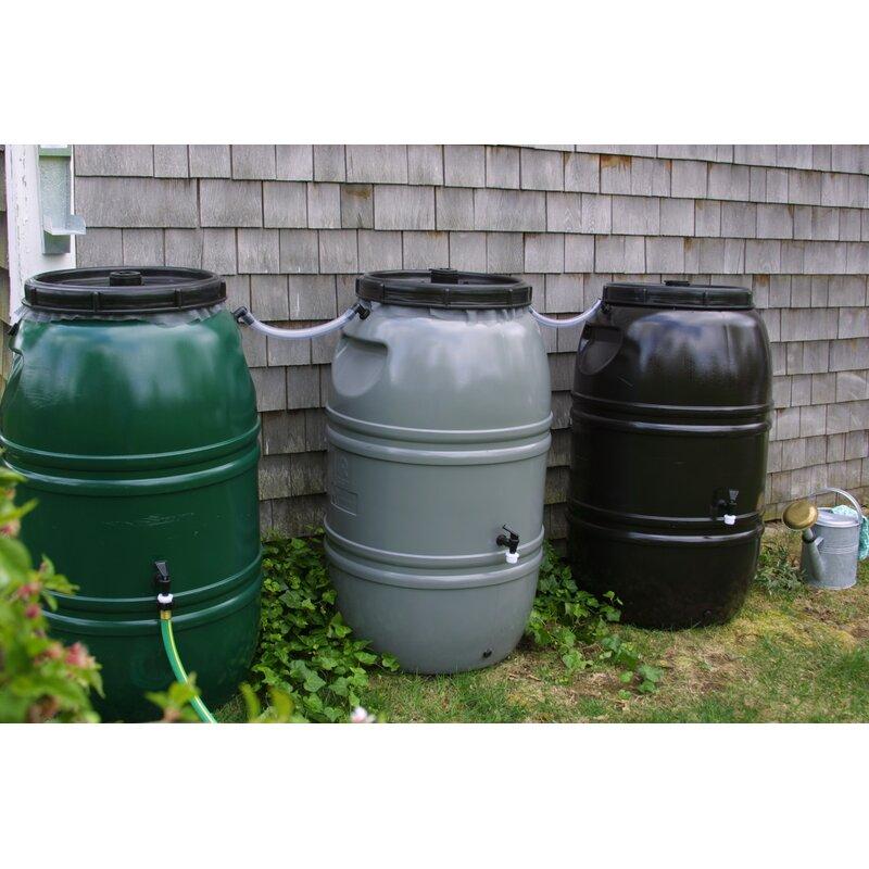 60 Gallon Rain Barrel Reviews