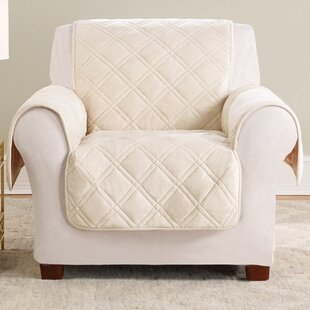 Triple Protection FC Box Cushion Armchair Slipcover