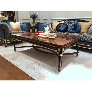 Toomey Coffee Table by Astoria Grand