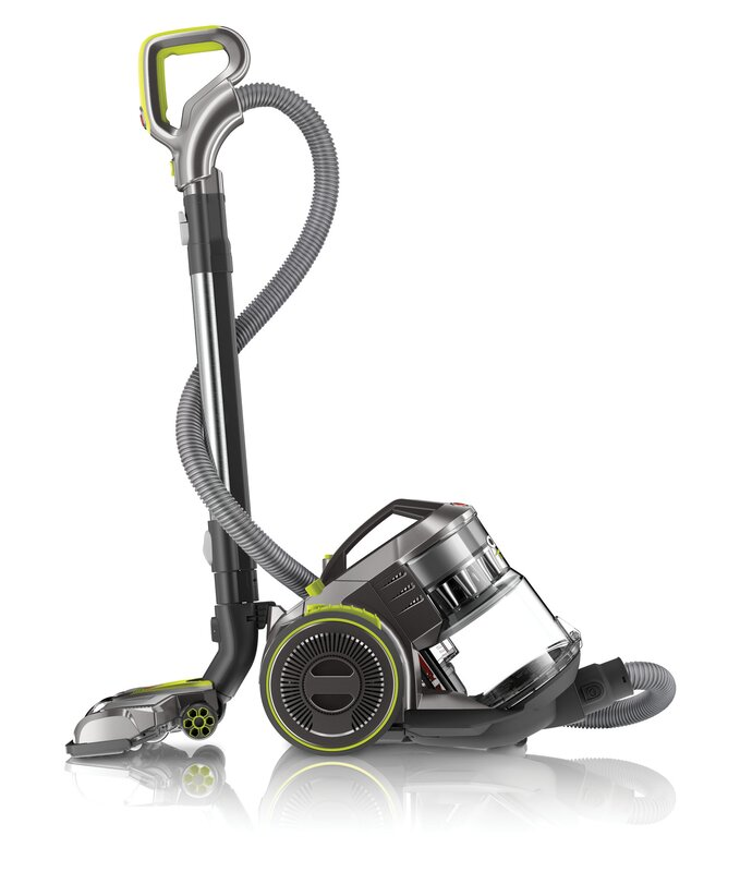 Hoover WindTunnel Air Pro Bagless Canister Vacuum Reviews Wayfair