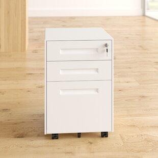 Deals Chesser 3 Drawer Filing Cabinet