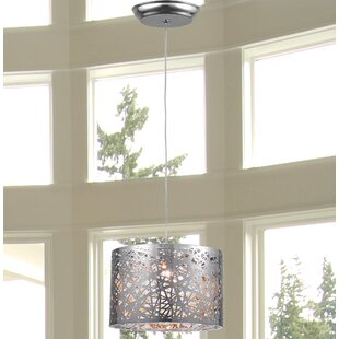 Warehouse of Tiffany Evelyn 1-Light Pendant