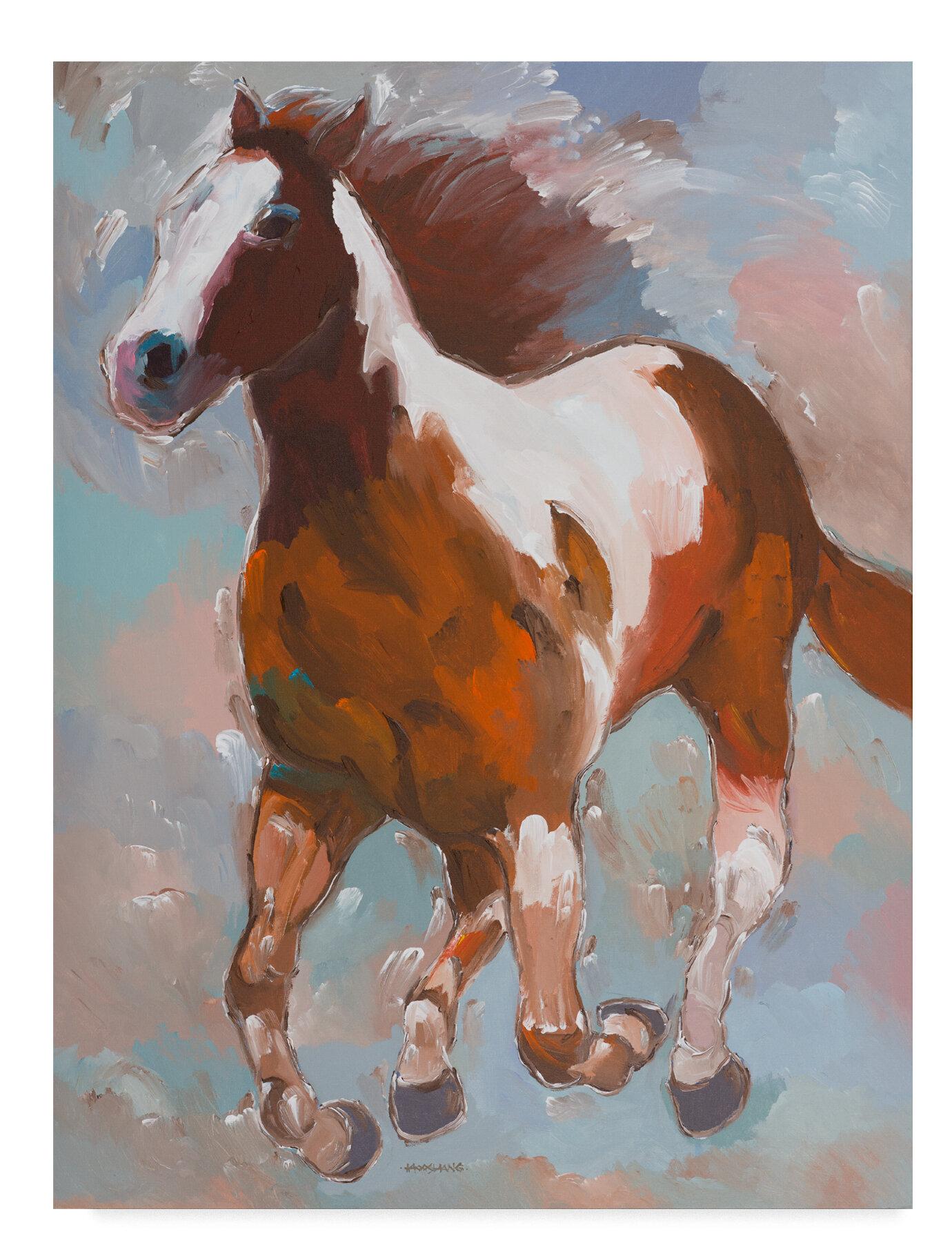 Paint Horse Wall Art
