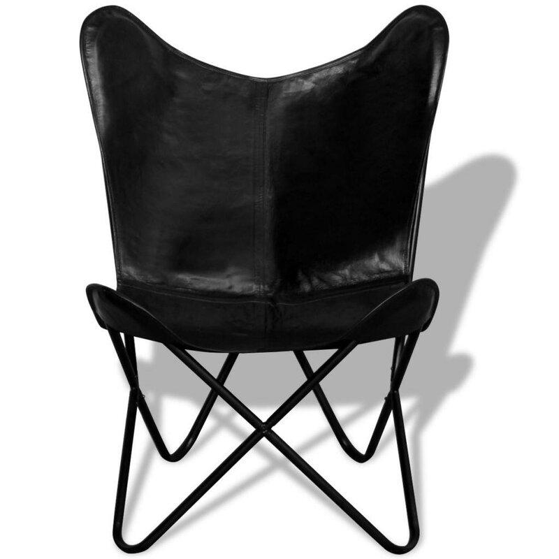"Almondsbury 29.1"" W Butterfly Chair"