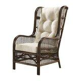 Bora Wingback Chair by Panama Jack Sunroom