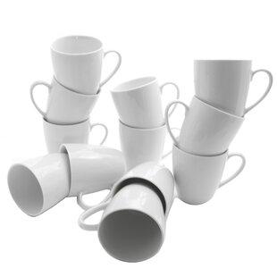 Rommel Catering Packs Round Mugs Set Of 12