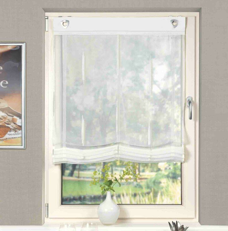 home wohnideen raffrollo bewertungen. Black Bedroom Furniture Sets. Home Design Ideas