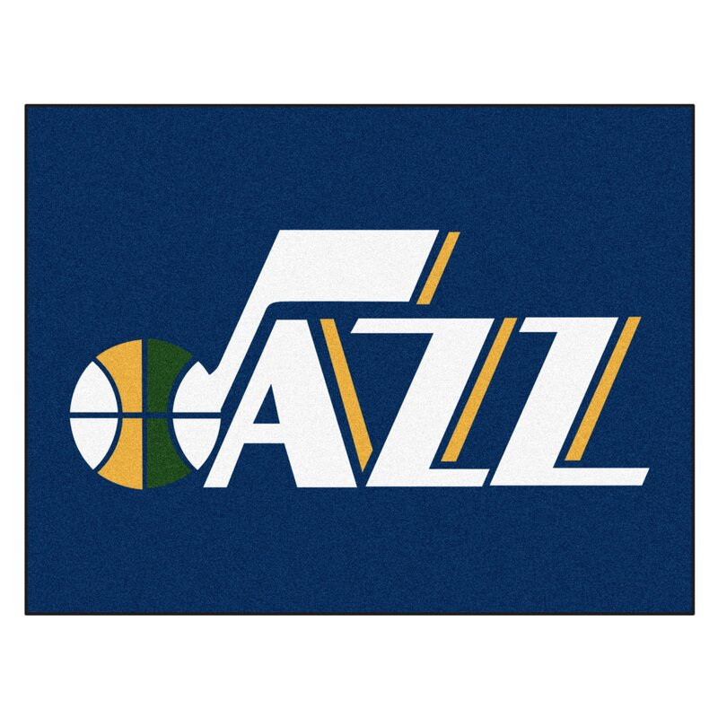 4333581e89e8 FANMATS NBA Utah Jazz All-Star Door Mat