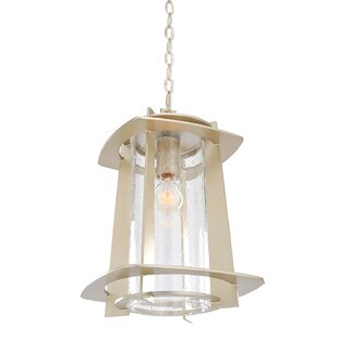 Kalco Shelby 1-Light Outdoor Hanging Lantern