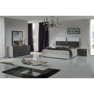 Cobbey Platform 5 Piece Bedroom Set